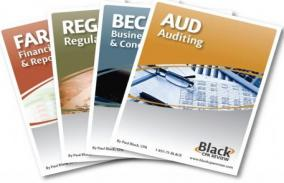 Black CPA Review Complete Online Package